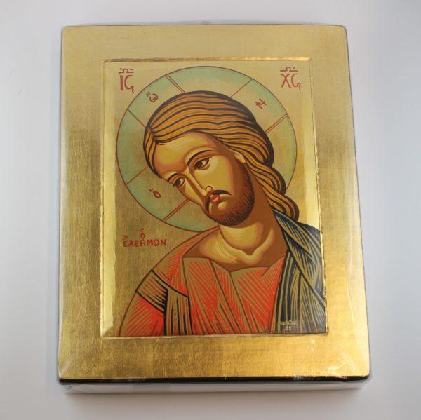 """Ikone """"Barmherziger Christus"""""""