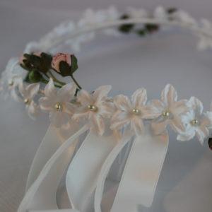 Haarkranz Blumen